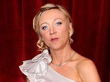 Kelli Hollis of Emmerdale at the British Soap Awards 2012