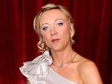 Kelli Hollis of Emmerdale at the British Soap Awards 2012