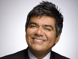 George Lopez, host of 'Take Me Out' (US) on Fox