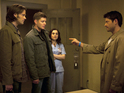 New images of Castiel's return in this week's Supernatural.