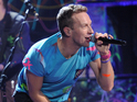 Chris Martin says they hope to continue using their wristbands at gigs.