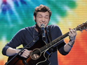 "Phillip Phillips says his girlfriend supports him ""all the way"" on American Idol."