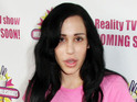 Nadya Suleman - aka Octomom - asking people to donate money for a new home.