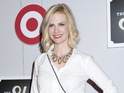 January Jones The Shops At Target Launch Party at the IAC building New York City