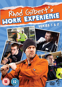 Rhod Gilbert's Work Experience DVD Cover