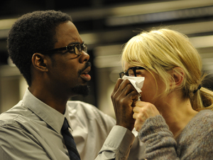 2 Days in New York, Julie Delpy, Chris Rock