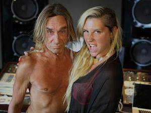 Iggy Pop, Ke$ha