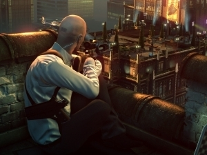 'Hitman Sniper Challenge' screenshot