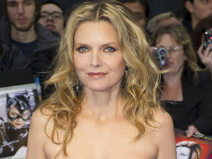 Michelle Pfeiffer arrives for the European Premiere of Dark Shadows, at a central London cinema