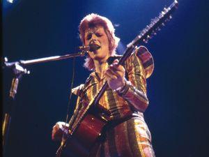David Bowie / Ziggy Stardust Hammersmith Odeon, 1973