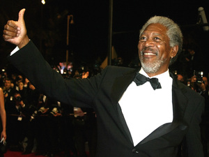 Morgan Freeman, Cannes