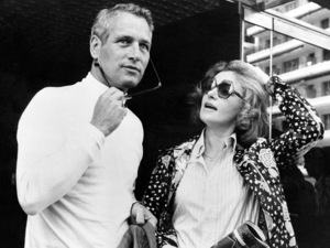 Paul Newman, actress-wife Joanne Woodward