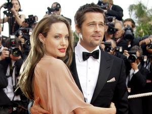 Angelina Jolie, Brad Pitt, Cannes Film Festival