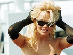 Pamela Anderson, Cannes Film Festival