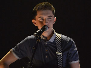 Britain's Got Talent Final: Ryan O'Shaughnessy