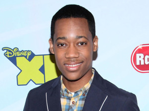 Tyler James Williams: 2012-13 Disney Channel Worldwide Kids Upfront, March 2012