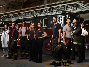 'Chicago Fire' cast shot