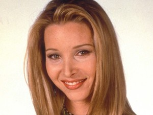 Friends Cast Then and Now - Lisa Kudrow as Phoebe Buffay