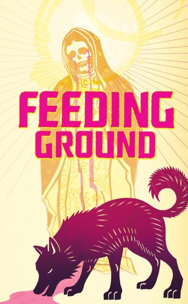 'Feeding Ground' graphic novel