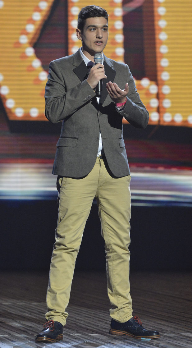 Britain&#39;s Got Talent Semi-Final 5: Callum Oakley