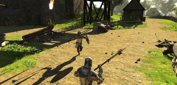 &#39;War of the Roses&#39; screenshot