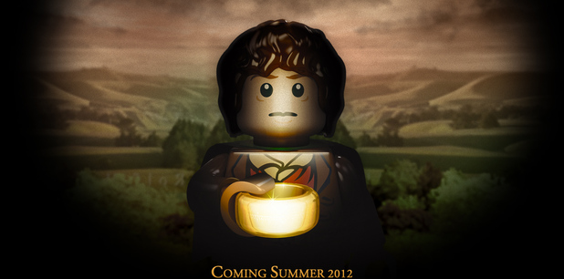 'LEGO Lord of the Rings' hint