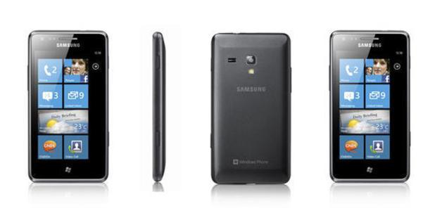 Samsung Omnia M smartphone