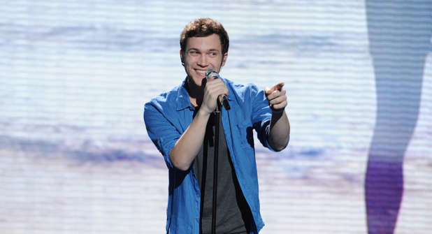 American Idol Top 4 - Phillip Phillips