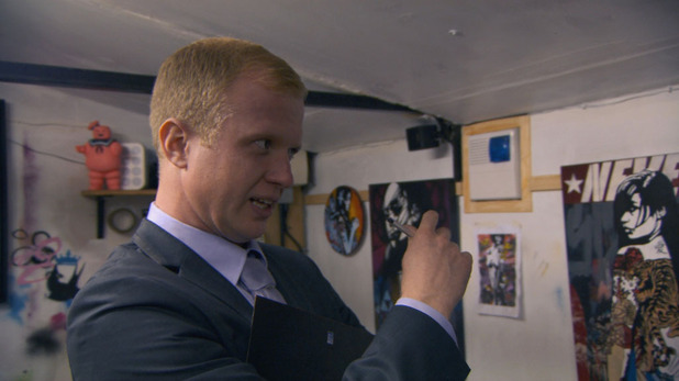 The Apprentice s08 e08: Adam Corbally