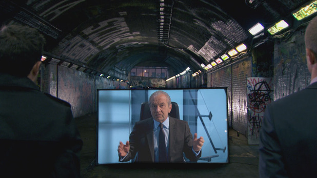 The Apprentice s08 e08: Lord Sugar