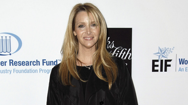 "Friends Cast Then and Now - Lisa Kudrow arrives at Entertainment Industry Foundation's ""Unforgettable Evening"" in Beverly Hills"