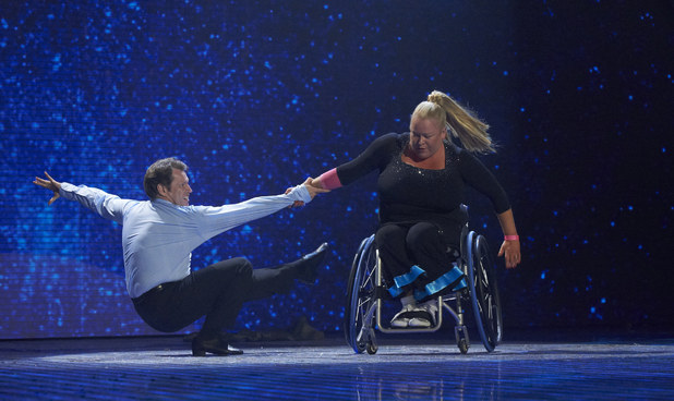 Britain&#39;s Got Talent Semi-Final 5: Strictly Wheels