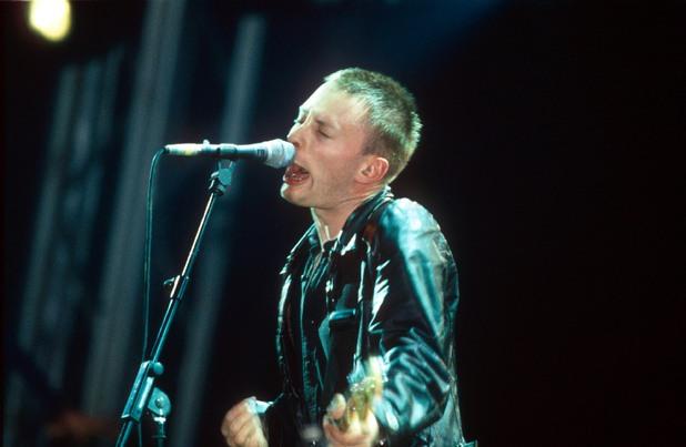 Radiohead / Karma Police Glastonbury Festival, 1997