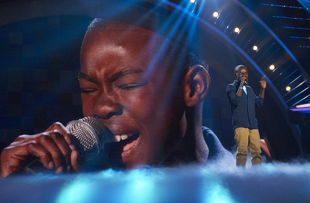 Britain&#39;s Got Talent Semi-Final 4: Malaki