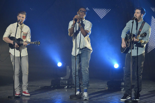 Britain's Got Talent Final: The Loveable Rogues
