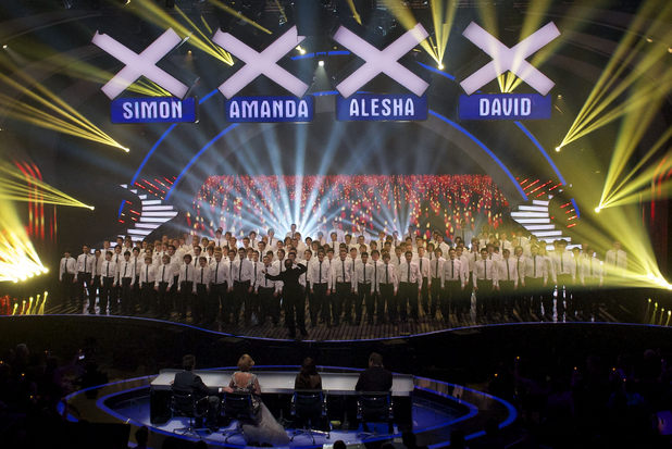 Britain's Got Talent Final: Only Boys Aloud