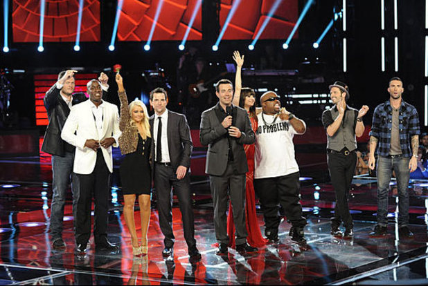 The Voice US Season 2 Finale