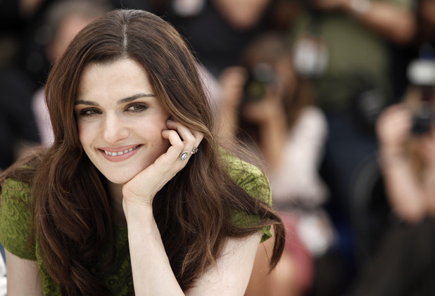 British actress Rachel Weisz poses during a photo call for the film 'Agora', during the 62nd International film festival in Cannes, southern France, Sunday, May 17