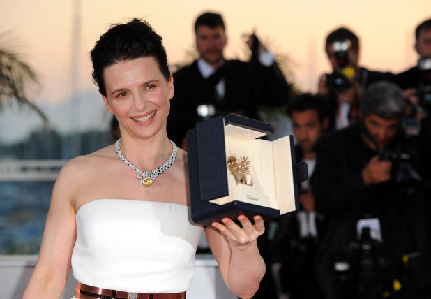 Juliette Binoche Certified Copy