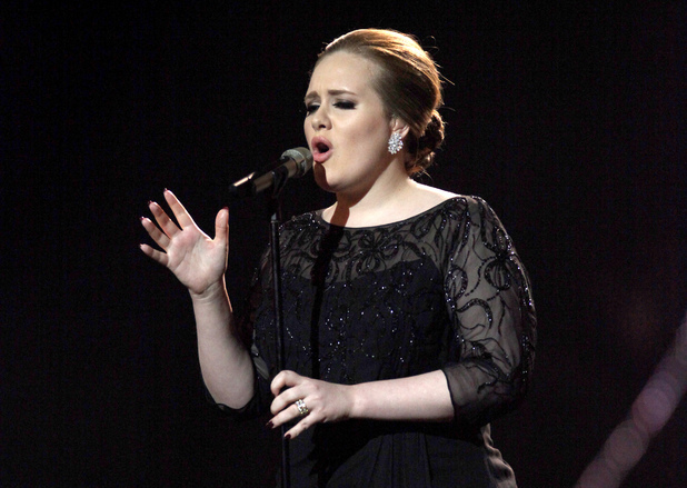 Adele / Someone Like You BRIT Awards, 2011