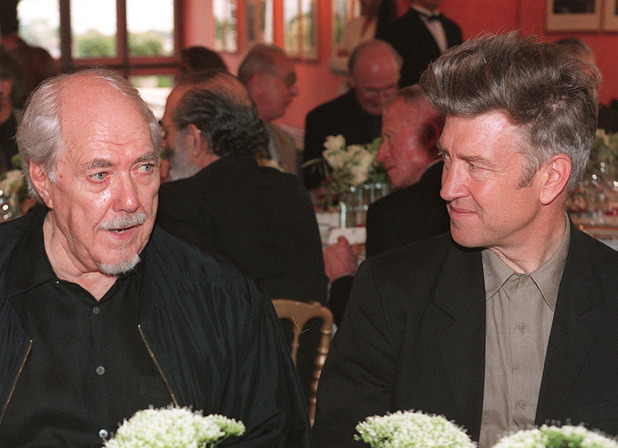 Robert Altman and David Lynch