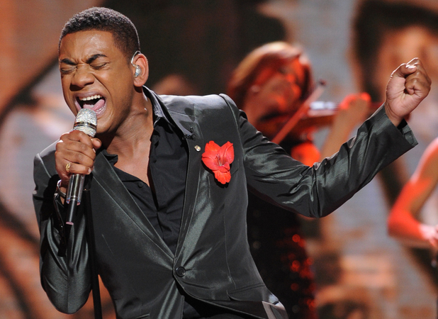 American Idol: Top 4 - Joshua Ledet