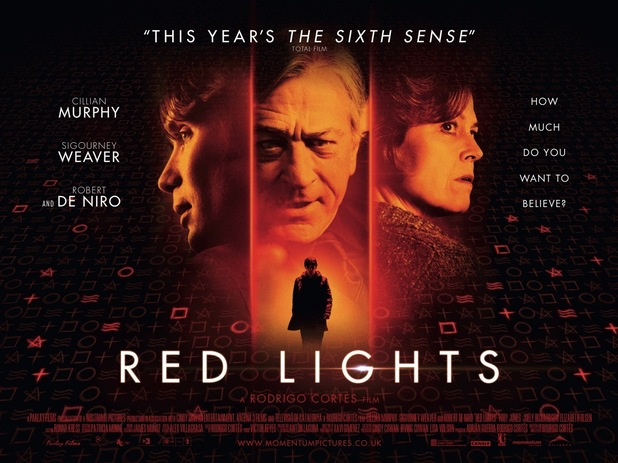 Red Lights UK poster