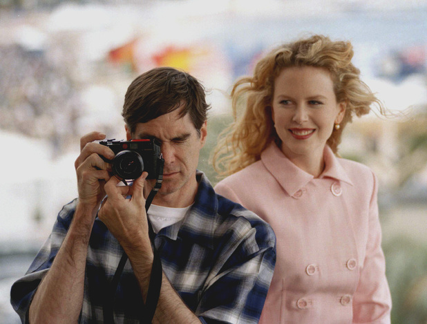 Gus Van Sant and Nicole Kidman To Die For