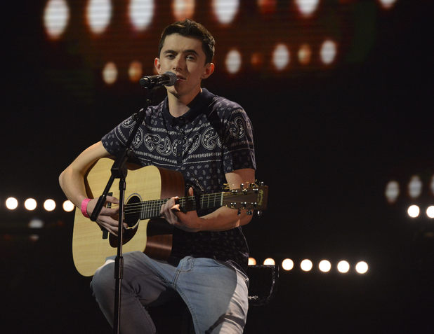 Britain&#39;s Got Talent Semi-Final 5: Ryan O&#39;Shaughnessy