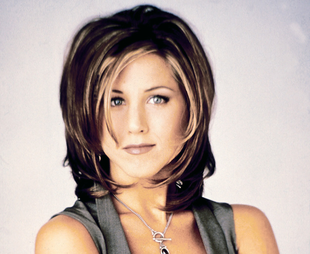 Friends Cast Then and Now - Jennifer Aniston as Rachel