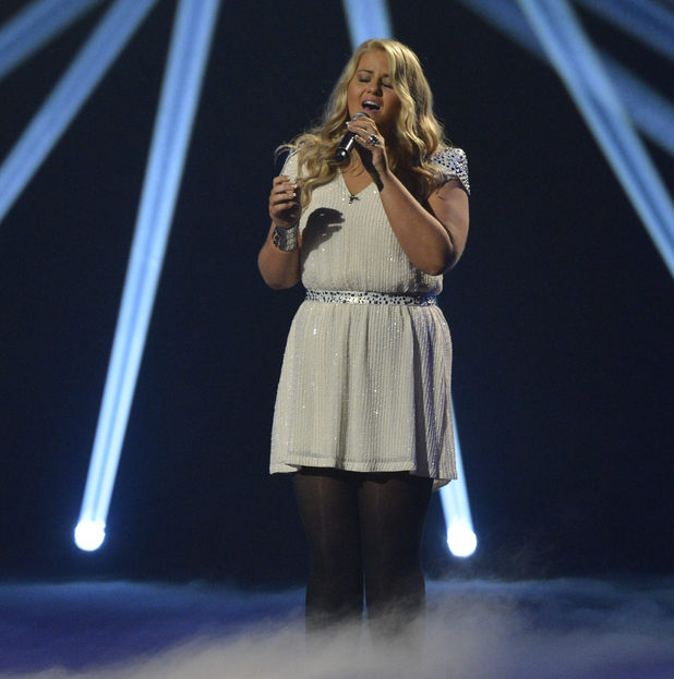 Britain&#39;s Got Talent Semi-Final 5: Hope Murphy