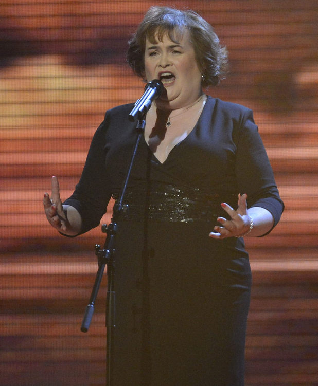 Britain's Got Talent Final: Guest star Susan Boyle