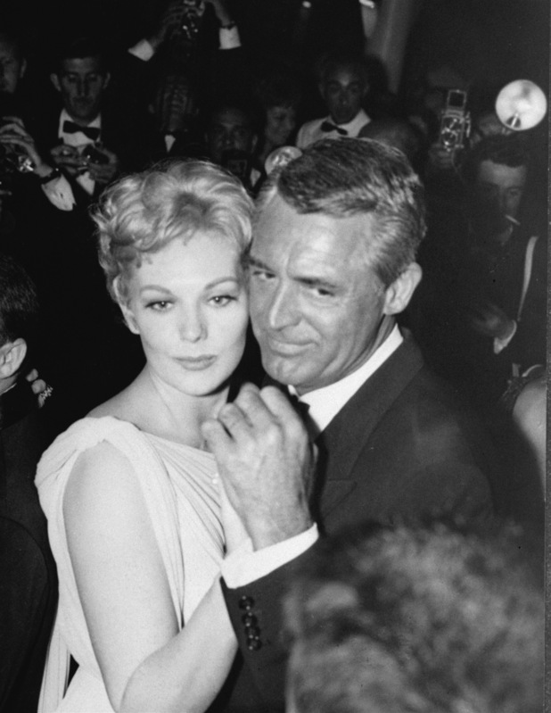 Kim Novak and Cary Grant Middle of the Night