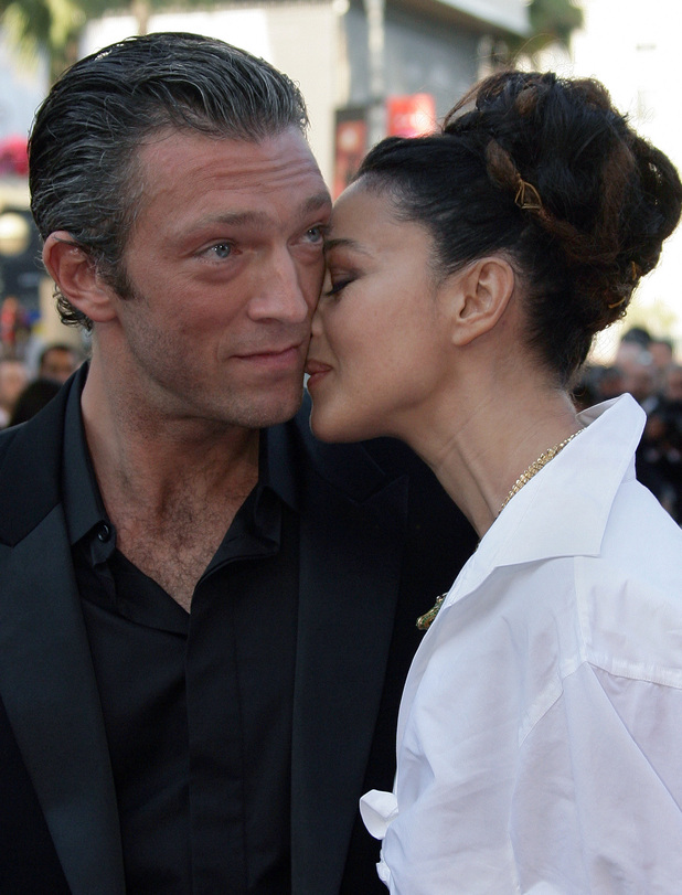 Monica Bellucci and Vincent Cassel - 66 years of Cannes ...